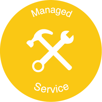 With the use of remote fault and usage monitoring, our dedicated service team maximise locker availability by responding to faults quickly and efficiently