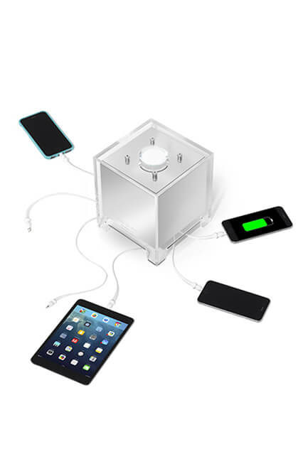 Qube Charging Station