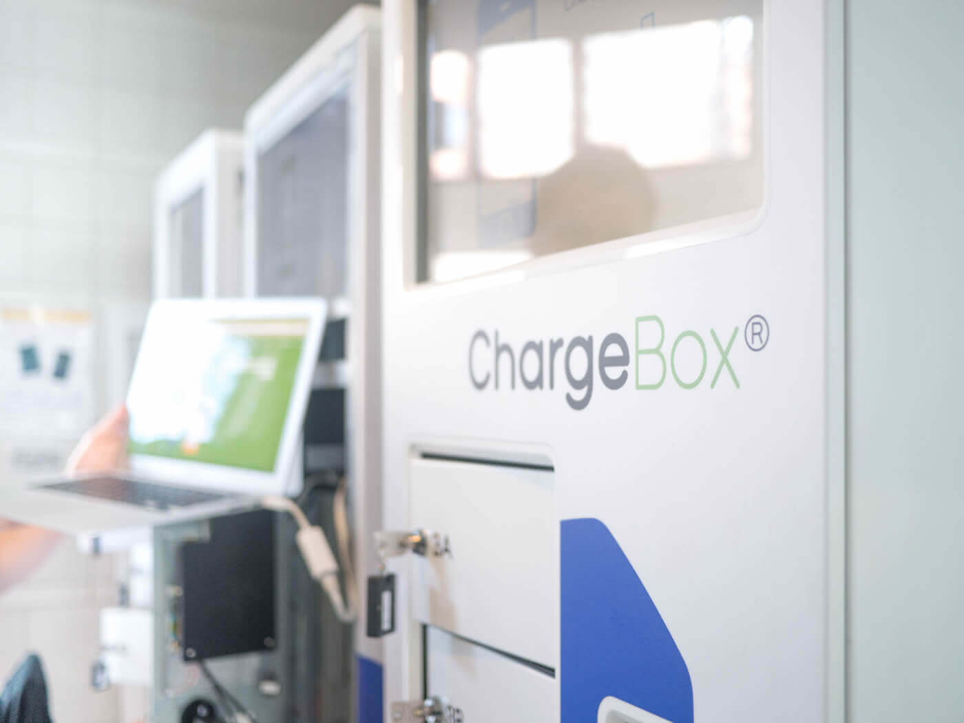 ChargeBox Servicing