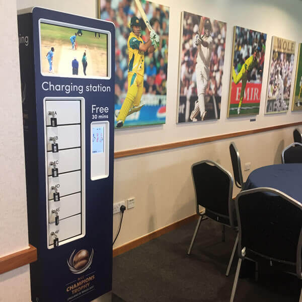 ICC Champions Trophy 2017 ChargeBoxes