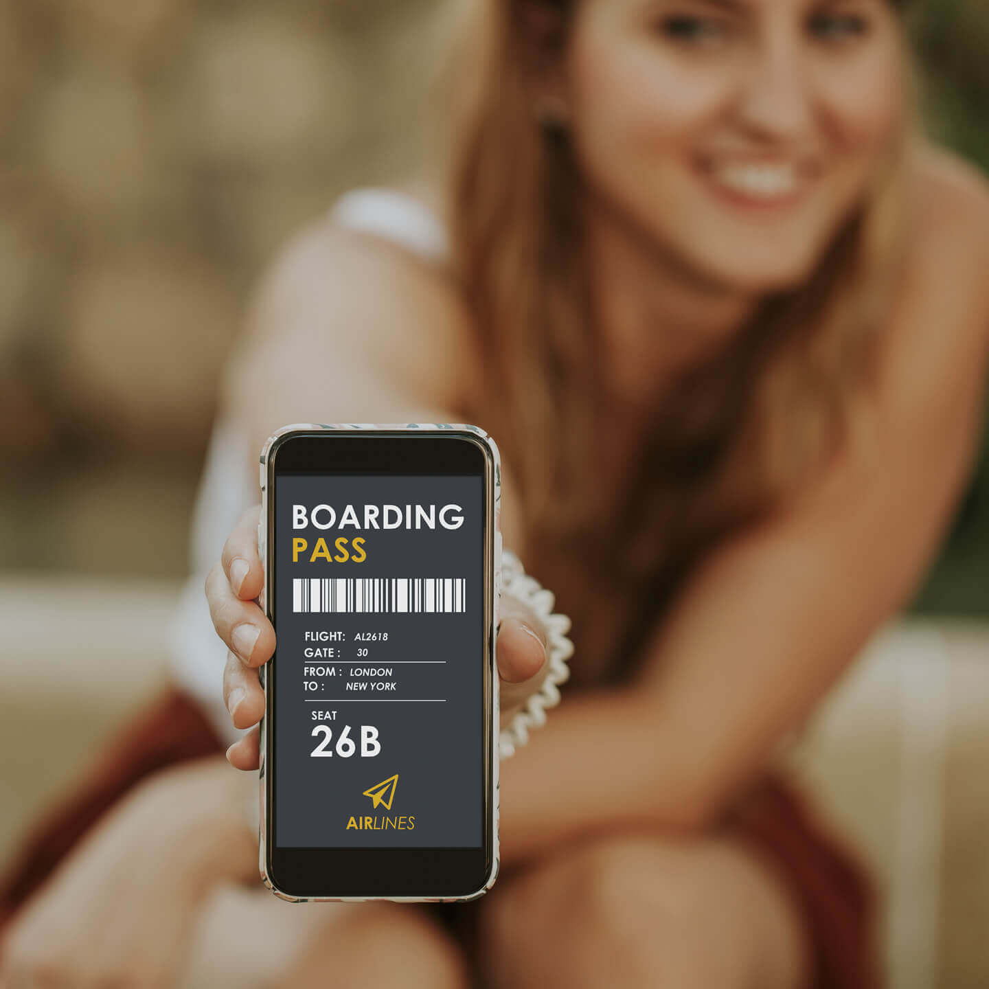 ChargeBox keeps passengers devices changed so they can still access their boarding passes