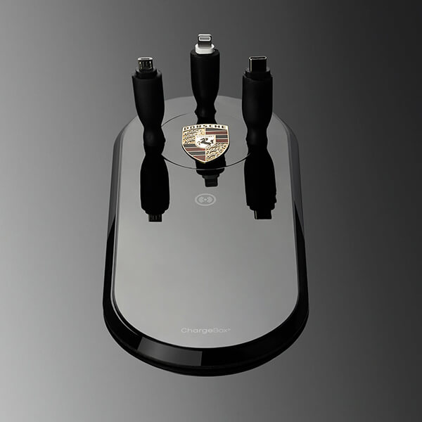 ChargeBox charging solutions for Porsche