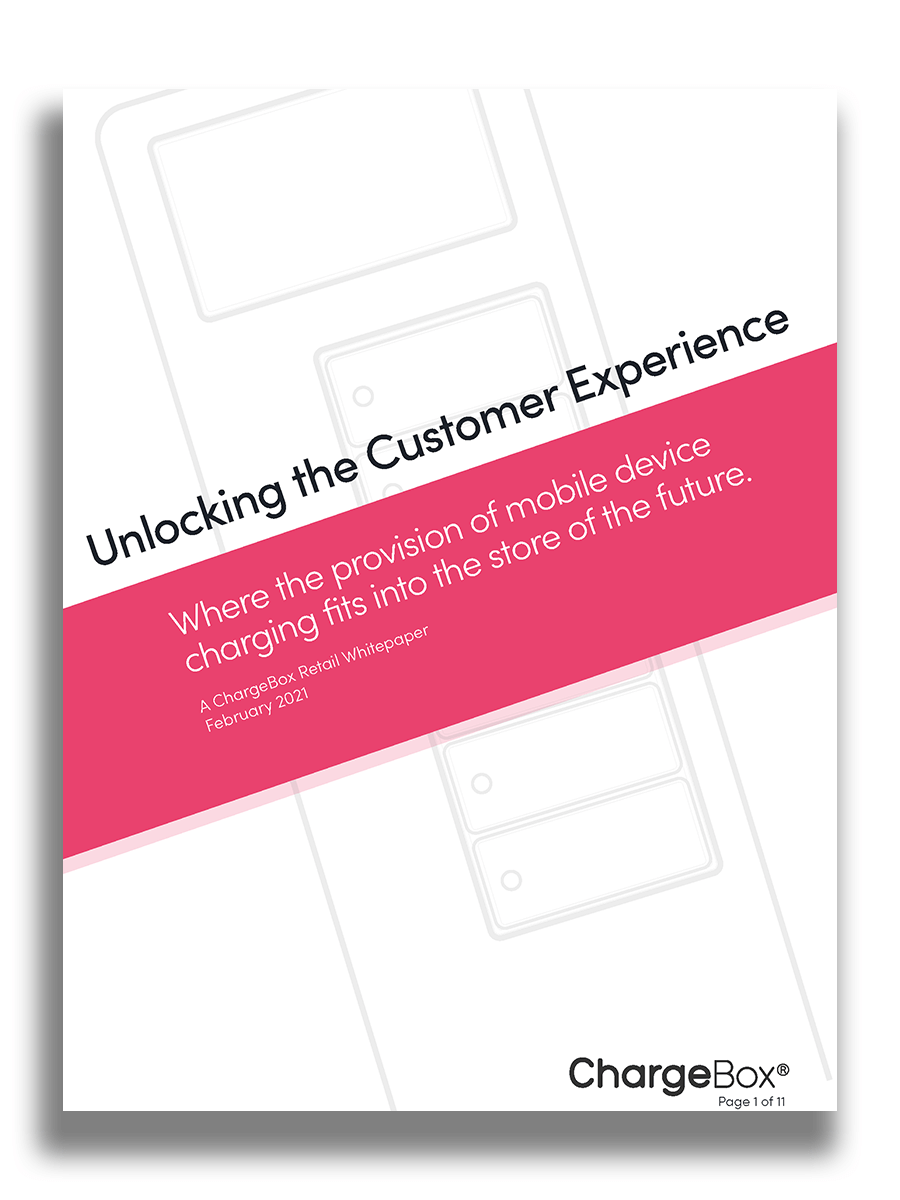Unlocking the Customer Experience Whitepaper cover